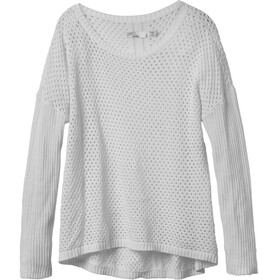 Prana W's Parker Sweater White